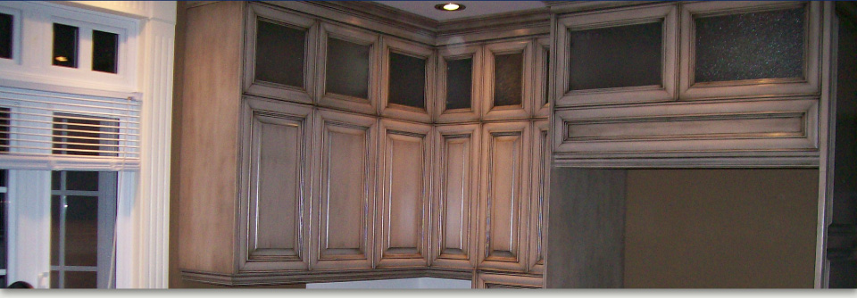 fancy custom cabinets